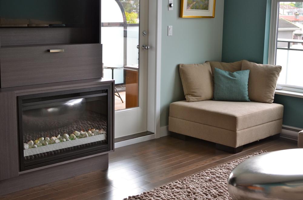 millwork interior design vancouver
