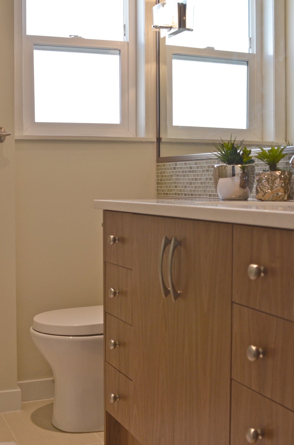 bathroom millwork interior design vancouver