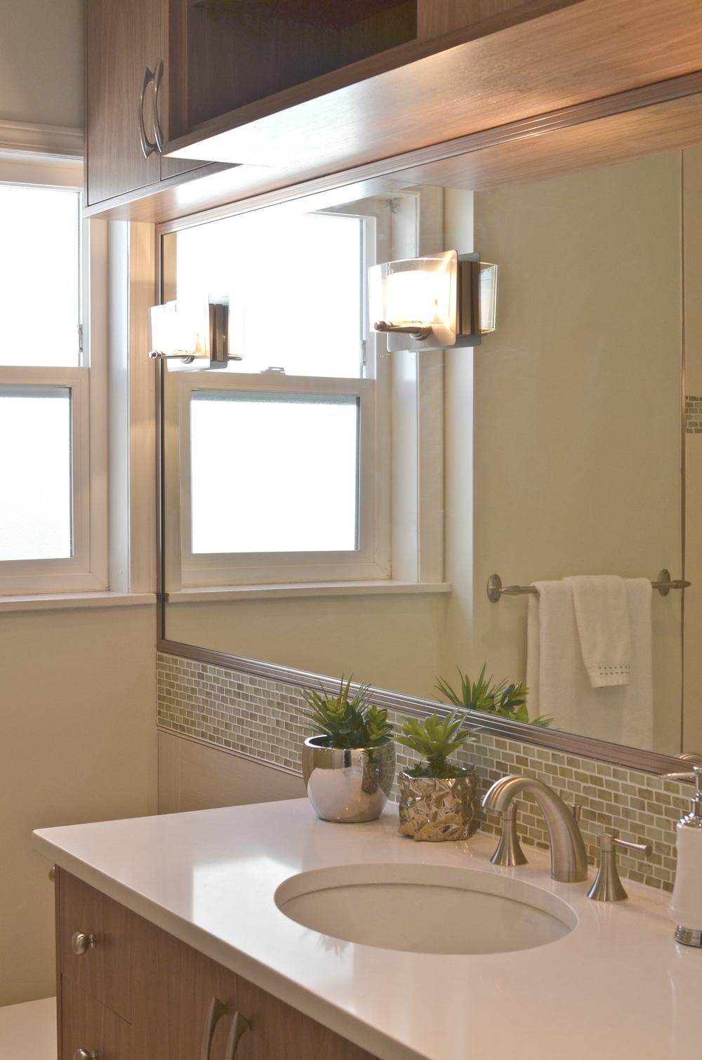 Custom bathroom interior design vancouver