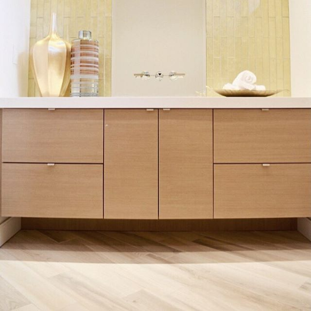 Powder rooms are a great place to go bold or add a pop of colour. We chose to use gold @annsacks_yvr tiles in our Roslyn blvd. New construction project. . . . . . . . #interiordesign #accentrixdesign #customhomes  #northvancouver #interiordetails  #millworkdesign #luxuryinteriors #designdetails #Burnabydesigners #newconstructionhomes #vancouverdesigners #yvrdesign  #powderroom #openplan #luxuryhomes #homedesign #fullserviceinteriordesigners  #vancouverinteriors #designideas #interiors #homedesign #decoration #housetour #interiordecor #lovelyinterior  #transitionalstyle #wallpanelling #realestate #newcontructionvancouver  #homedecor #designideas