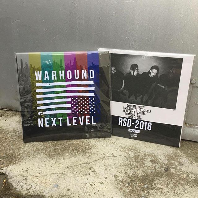 "LIMITED TO 25!  Exclusive Record Store Day ""Next Level"" Vinyl will be available at http://www.bdhw-shop.com and will go online midnight from Friday to Saturday (Central European Time)  Also available in person in Berlin Germany at CORE TEX records!!!"