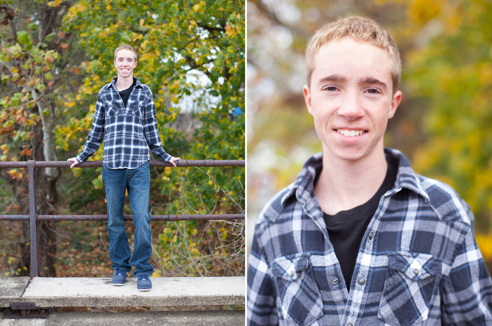 7-Senior-Portrait-Photography-Ken-Bruggeman-York-PA-Young-man-Standing-Smiling-Colorful_Trees.jpg