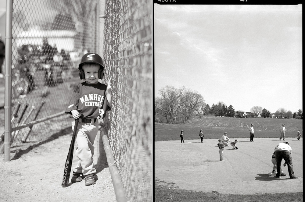Ken-Bruggeman-Photography-York-PA-Young-Boy-Holding-Bat-Fence