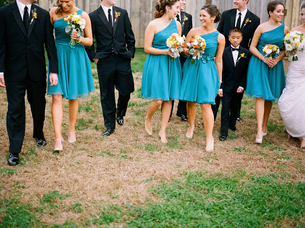 14-Ken-Bruggeman-Photography-Wedding-Photographer-York-PA-Wedding-Party-Laughing-Walking.jpg