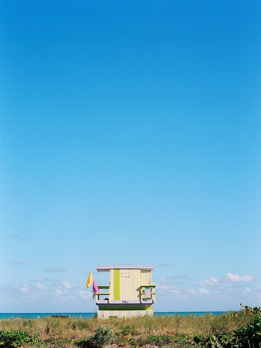 Kodak Portra 400 - Miami, FL - 2011 © Ken Bruggeman Photography
