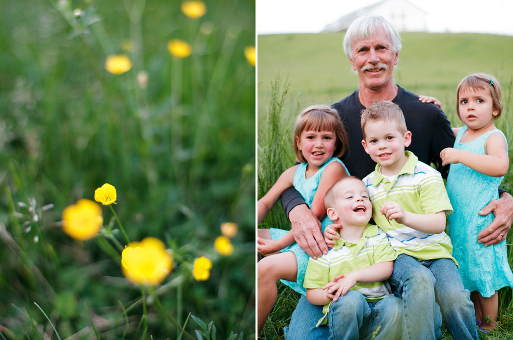 26.2-Grandfather-Grandchildren-Smiling-Wild-Flowers-Ken-Bruggeman-Photography-Family-Portraits-York-PA.jpg