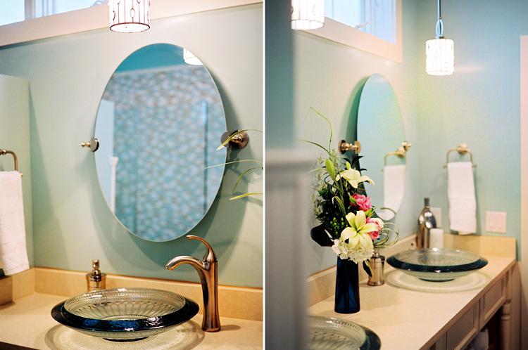 Bathroom Mirrors York extreme makeover home edition — ken bruggeman photography - york