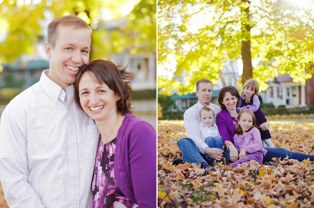 11-Autumn-Family-Portrait-Father-Mother-Laughing-Ken-Bruggeman-Photography-York-PA.jpg