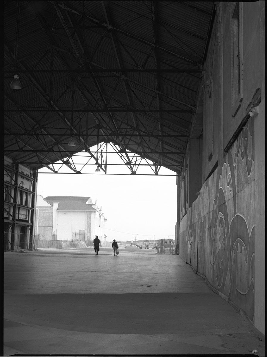 Kodak 400TX - Asbury Park, NJ  - 2014 © Ken Bruggeman Photography