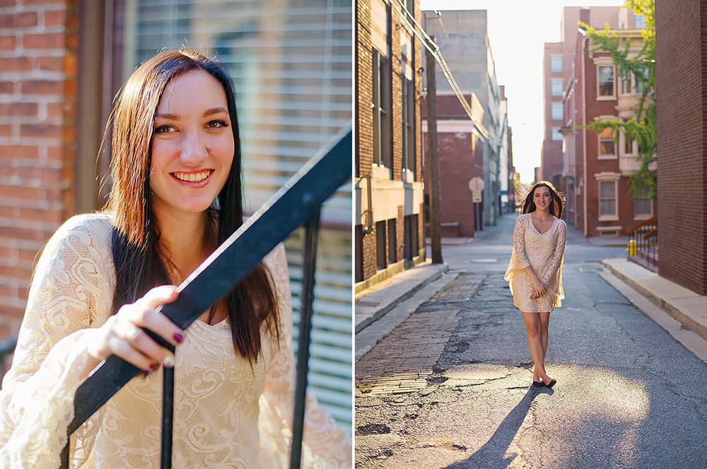 1-Senior-Portrait-Photography-York-PA-Ken-Bruggeman-Girl-Standing-Street-Hair-Blowing.jpg