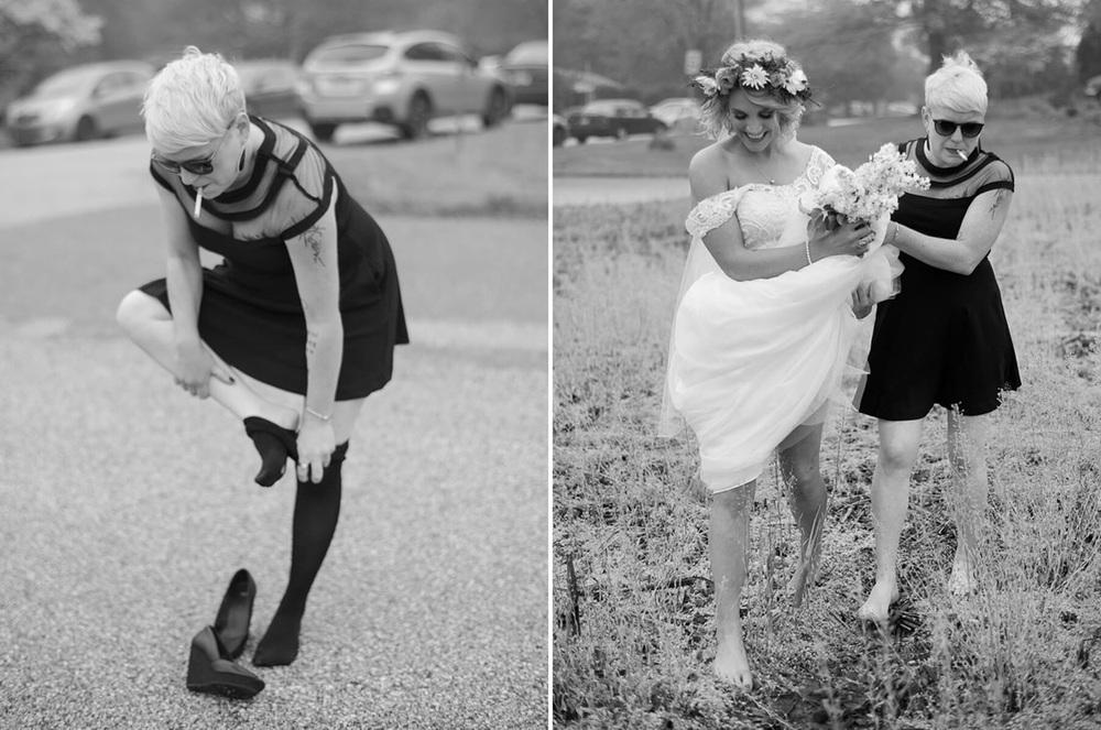 16-Wedding-Ken_Bruggeman-Photography-York-PA-Woman-Helping-Bride-Black-White.jpg