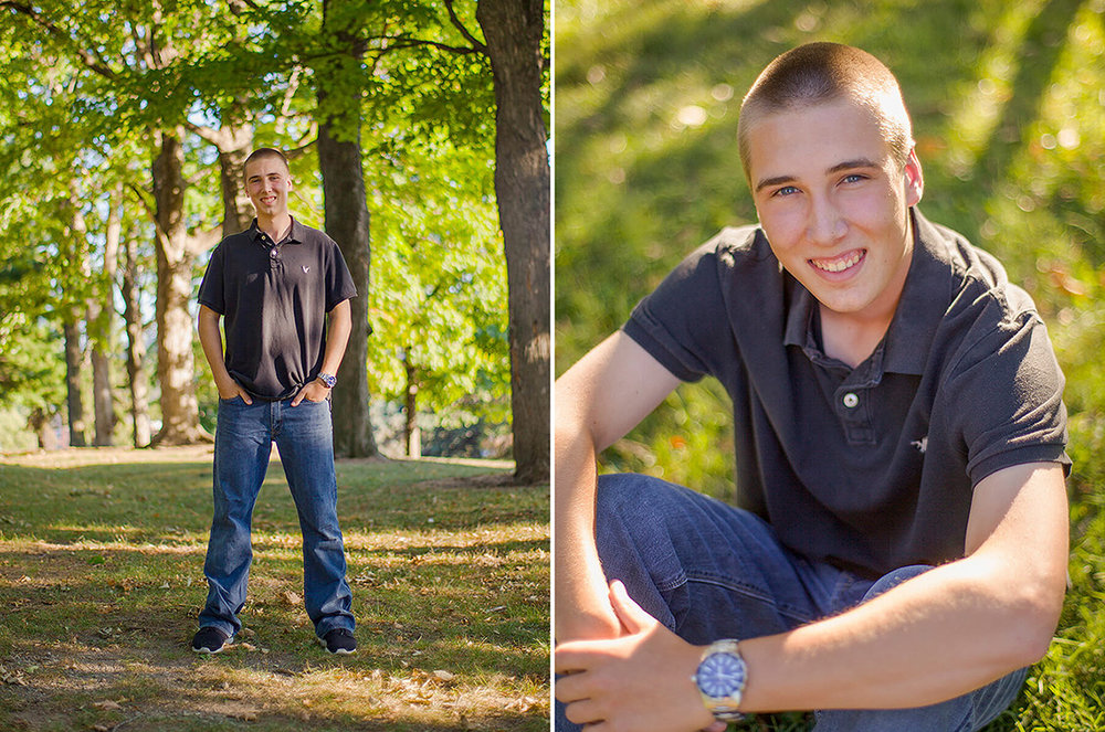 4-Senior-Portrait-Photography-Ken-Bruggeman-York-PA-Young-Man-Smiling-Standing-Trees.jpg