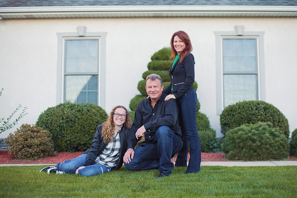 5-Family-Portrait-Photographer-York-PA-Ken-Bruggeman-Standing-Beautiful-House-Landscaping.jpg