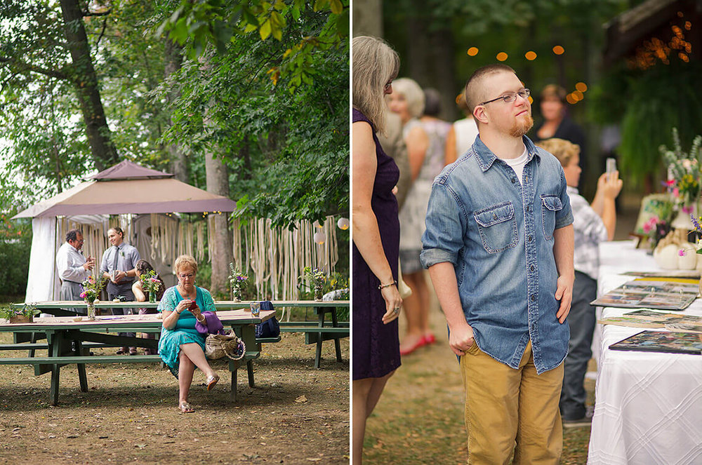 17-Wedding-Photographer-York-PA-Ken-Bruggeman-Guests-Browsing-Relaxing.jpg