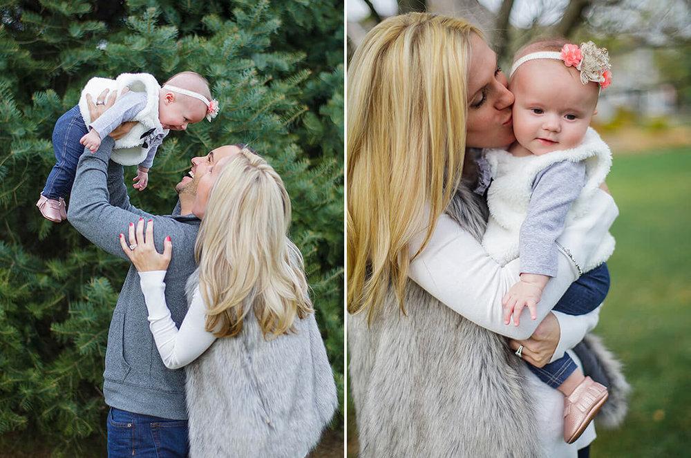 9-Family-Photographer-York_PA-Ken-Bruggeman-Photography-Mom-Kissing-Baby-Girl-Dad-Holding-Up-Laughing.jpg