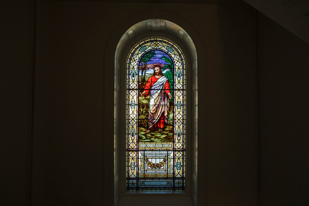 12-Ken-Bruggeman-Photography-York-PA-Commercial-Photographer-Architecture-Church-Christ-Lutheran-Jesus-Stained-Glass.jpg