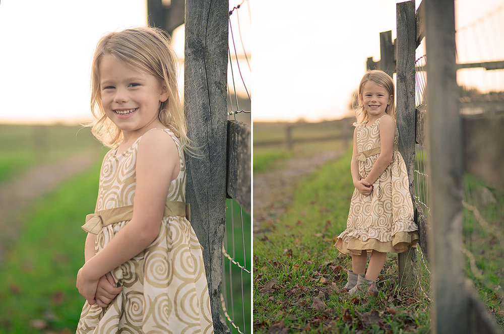 6-Family-Photographer-York-PA-Ken-Bruggeman-Photography-Phillips-Family-Portraits-Little-Girl-Standing-Farm-Fence.jpg