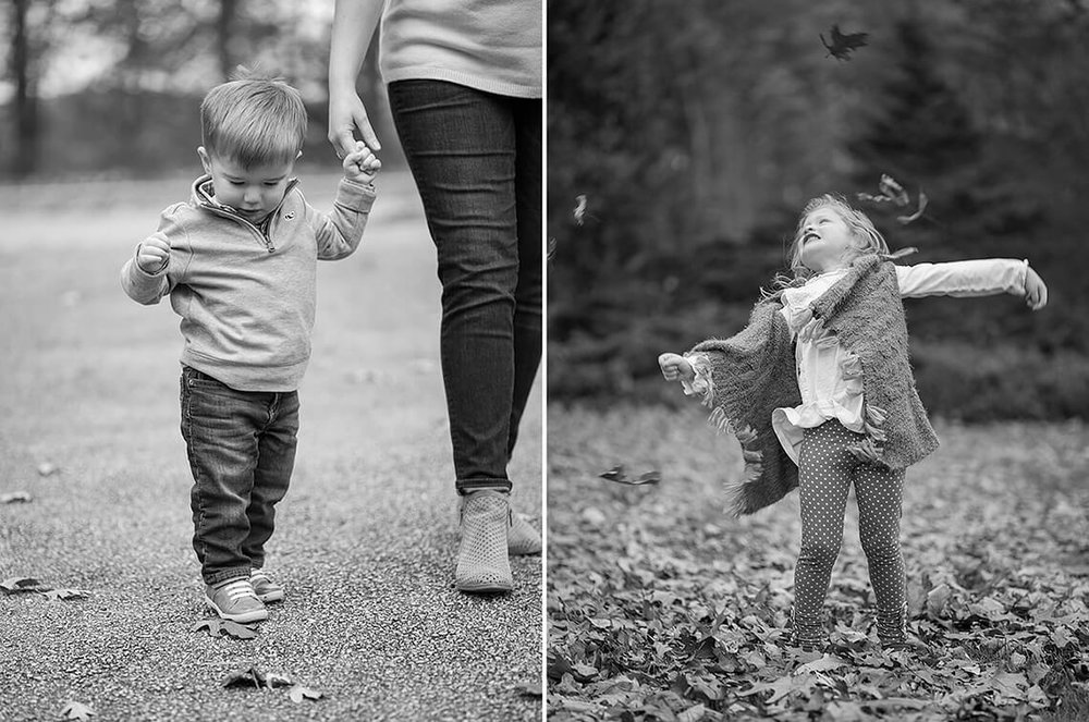 7-Family-Photographer-York-PA-Ken-Bruggeman-Photography-Girl-Throwing-Leaves-Toddler-Walking.jpg