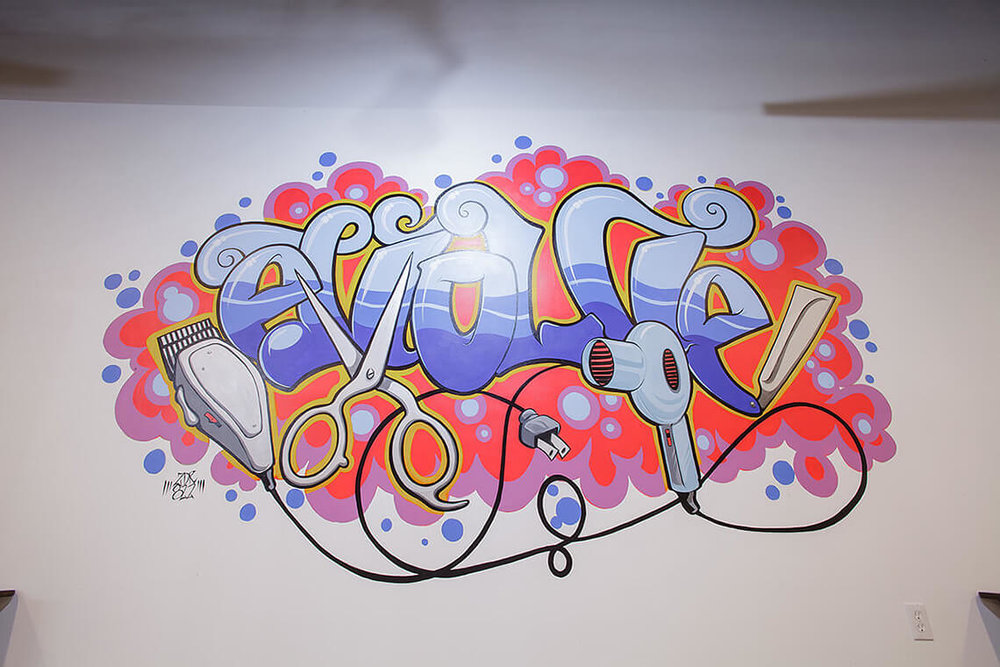 5-Commercial-Architectural-Photographer-York-PA-Ken-Bruggeman-Photography-Evolve-Salon-Graffiti-Wall-Art.jpg