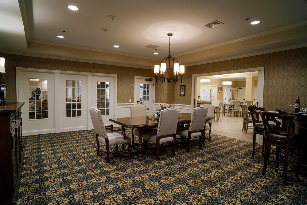3-Commercial-Architectural-Photographer-York-PA-Ken-Bruggeman-Photography-Senior-Living-Home-Piney-Court-Laurel-Village-Formal-Dining-Room-High-Design-Beautiful.jpg