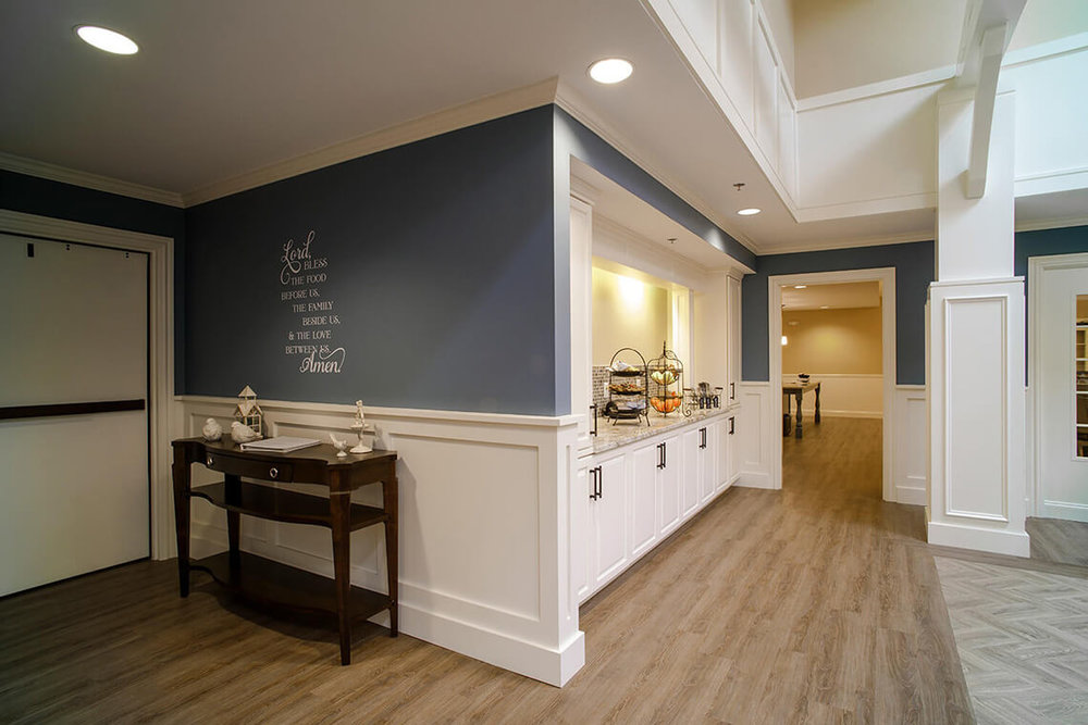 6-Commercial-Architectural-Photographer-York-PA-Ken-Bruggeman-Photography-Senior-Living-Home-Piney-Court-Laurel-Village-Fruit-Serving-Station-Condiments-Wall-Decor.jpg