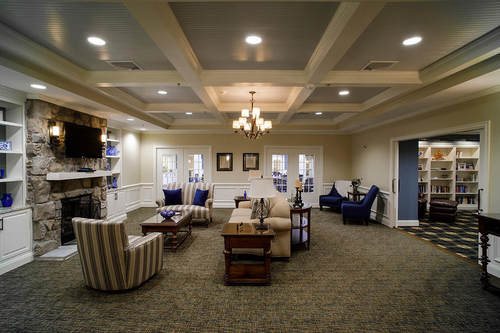 12-Commercial-Architectural-Photographer-York-PA-Ken-Bruggeman-Photography-Senior-Living-Home-Piney-Court-Laurel-Village-Linear-Perspective-Formal-Livingroom.jpg