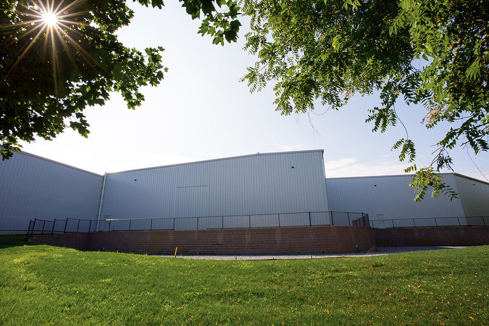 7-Commercial-Architectural-Photographer-York-PA-Ken-Bruggeman-Photography-Richter-Precision-Facility-Exterior-Watershed-Area.jpg