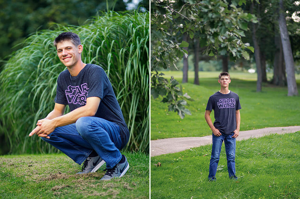 4-Senior-Portrait-Photographer-York-PA-Ken-Bruggeman-Photography-Dover_School-Young-Man-Star-Wars-Tee-Shirt-Green-Grass.jpg