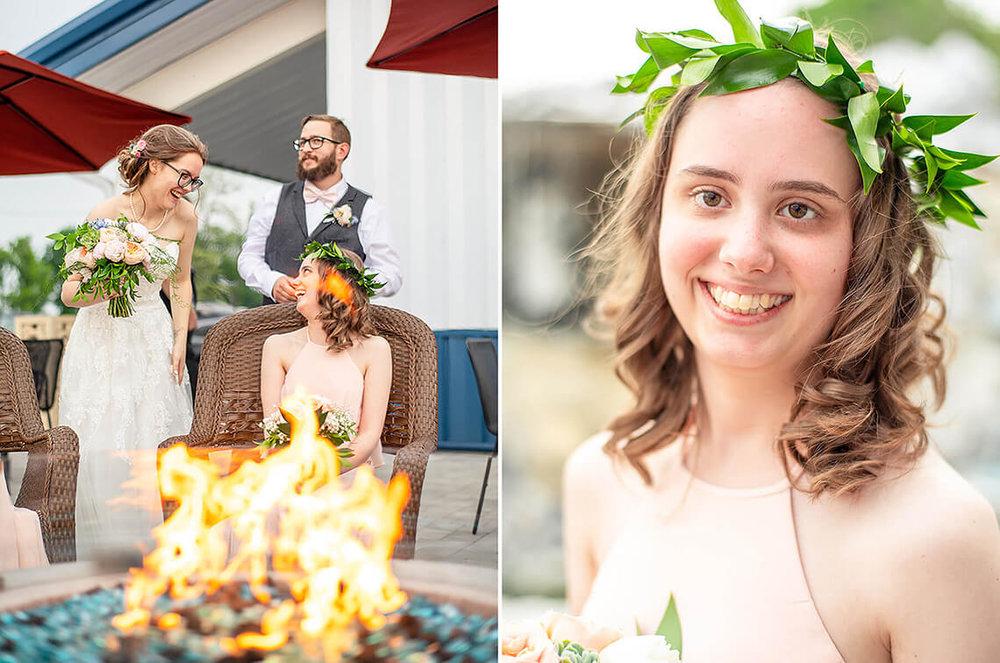 14-Max-Halterman-Sammi-Wedding-Photographer-York-PA-Ken-Bruggeman-Photography-Bride-Talking-Laughing-Wedding-Party.jpg