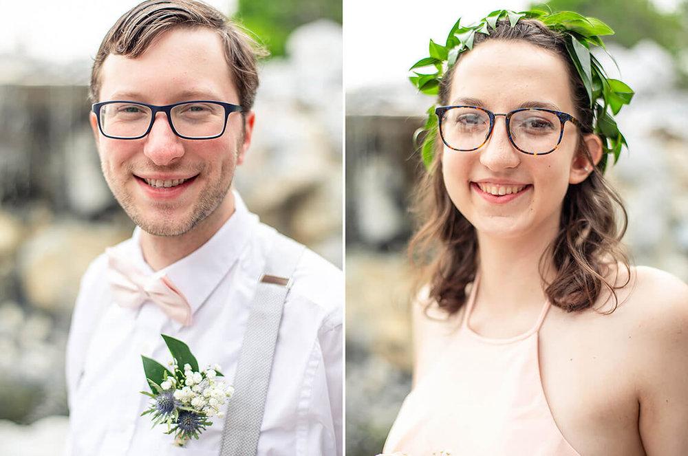 19-Max-Halterman-Sammi-Wedding-Photographer-York-PA-Ken-Bruggeman-Photography-Portrait-Man-Smiling-Woman-Leaves-Hair.jpg