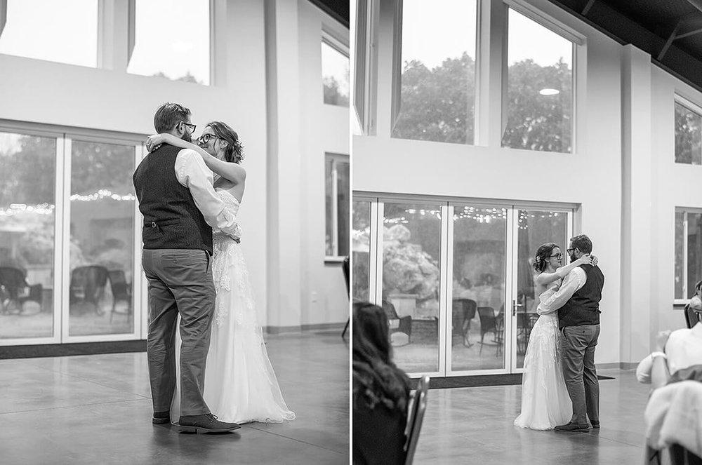25-Max-Halterman-Sammi-Wedding-Photographer-York-PA-Ken-Bruggeman-Photography-Bride-Groom-First-Dance-Black-White.jpg