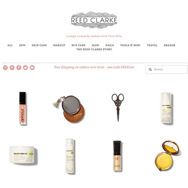 The Hollywood Reporter  Halle Berry's Makeup Artist Launches Beauty E-Tail Site