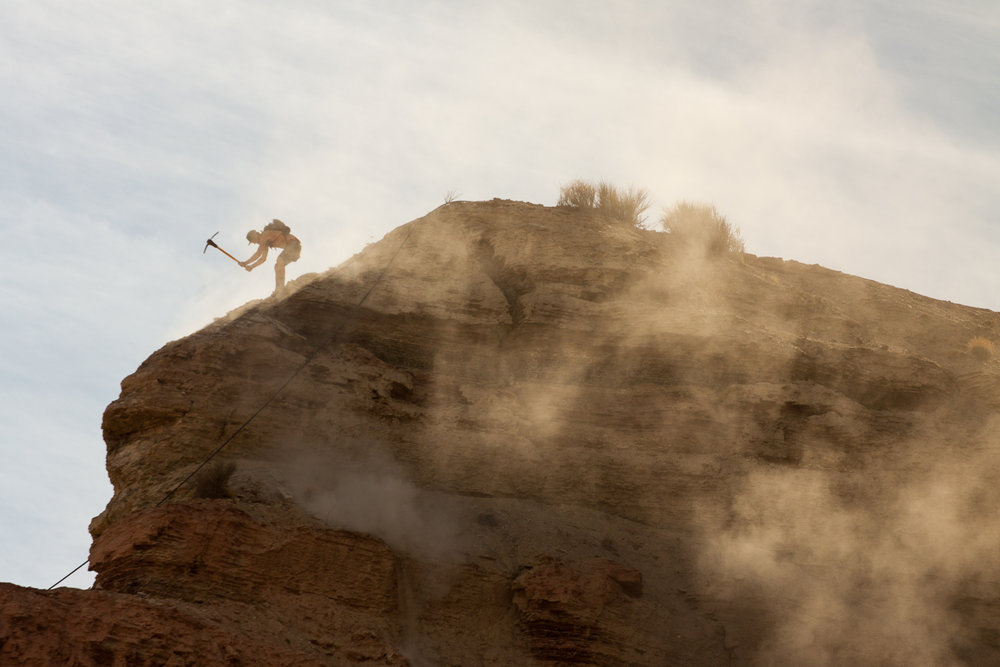 Red Bull Rampage 2016 in Virgin, Utah