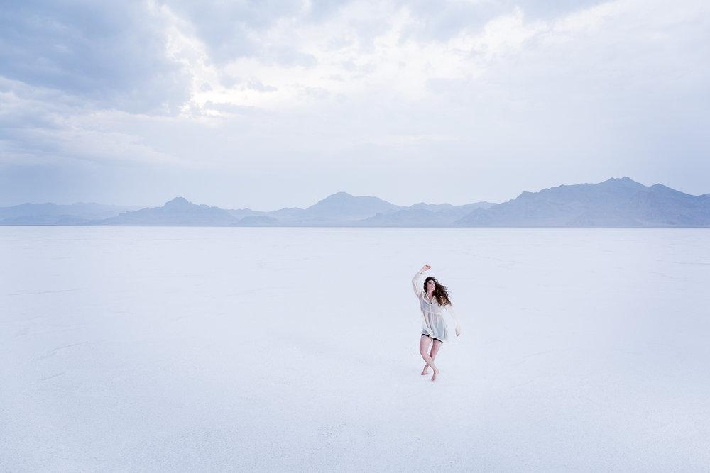 Salt Flats Dance -