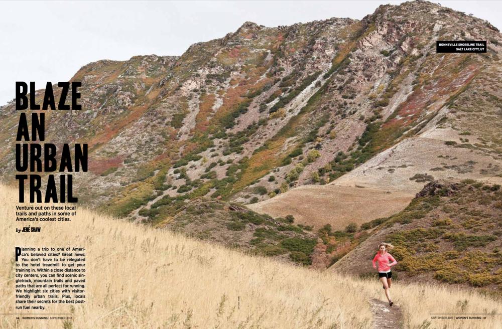 Location: Bonneville Shoreline Trail near Red Butte Gardens, Salt Lake City, Utah