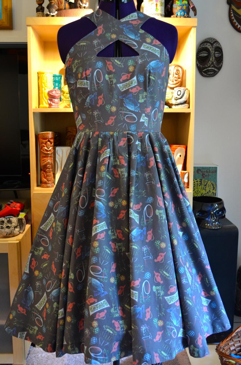 Bahooka dress