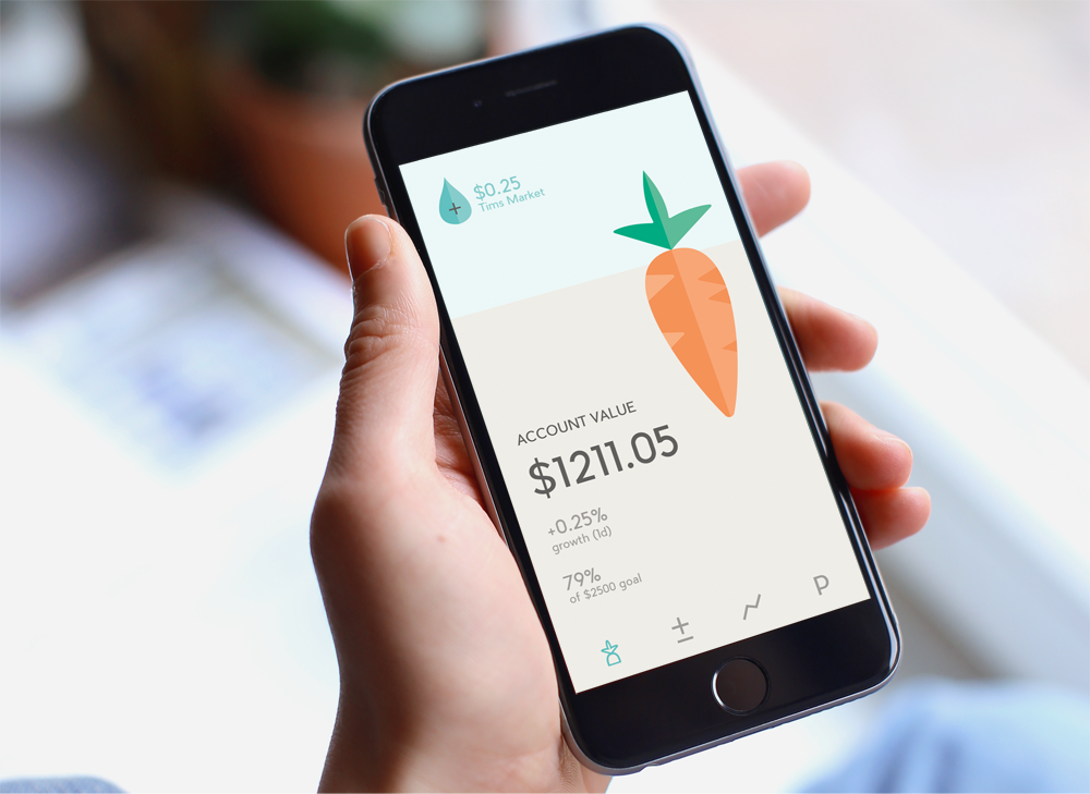A financial app for   millennials