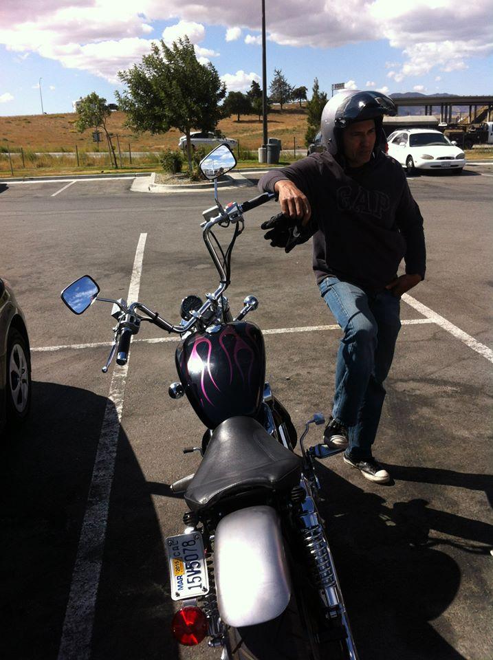 Brendon in Tehachapi