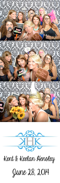 Photo Booth KY Strip Sample