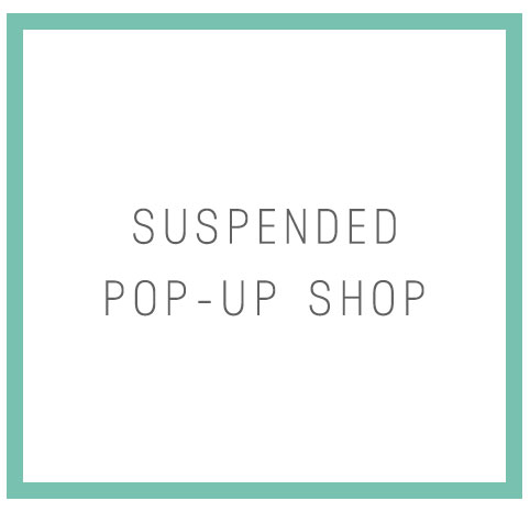 A totally fabulous shop for all things suspended, air plants & terrariums.