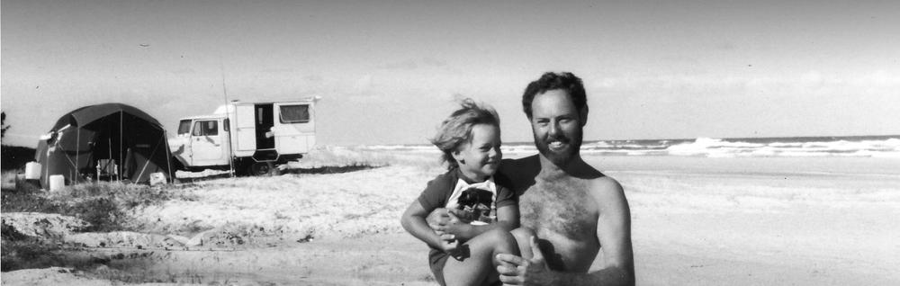 1983 Fraser Island - neil davidson | welby davidson