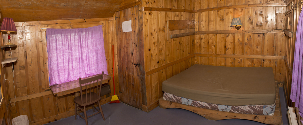 Cabin #1 - Main Interior Panorama