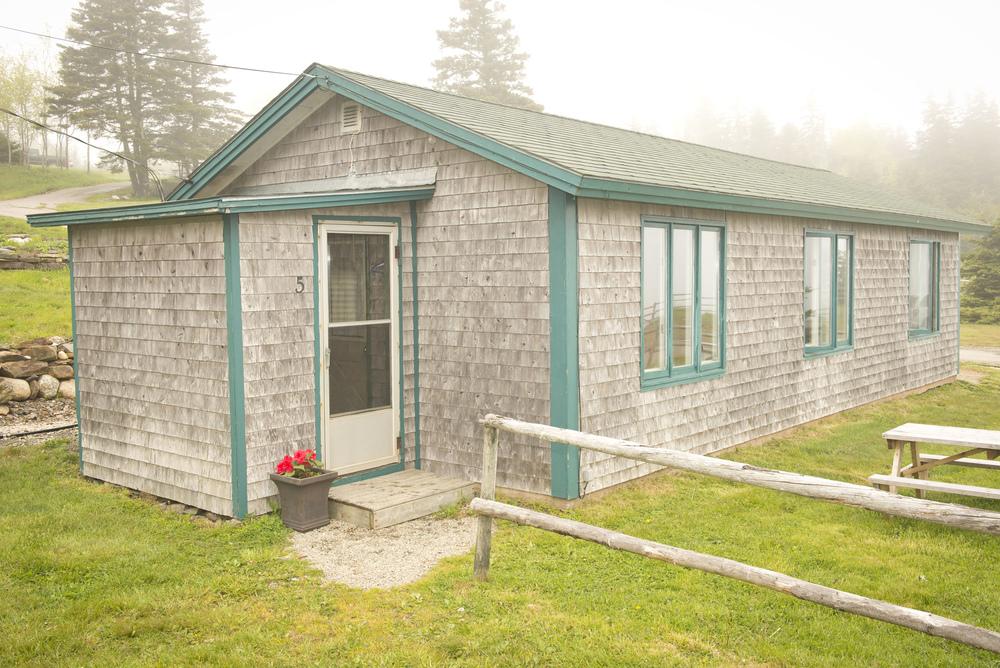 Cabin #5, #6 & #7 - Exterior