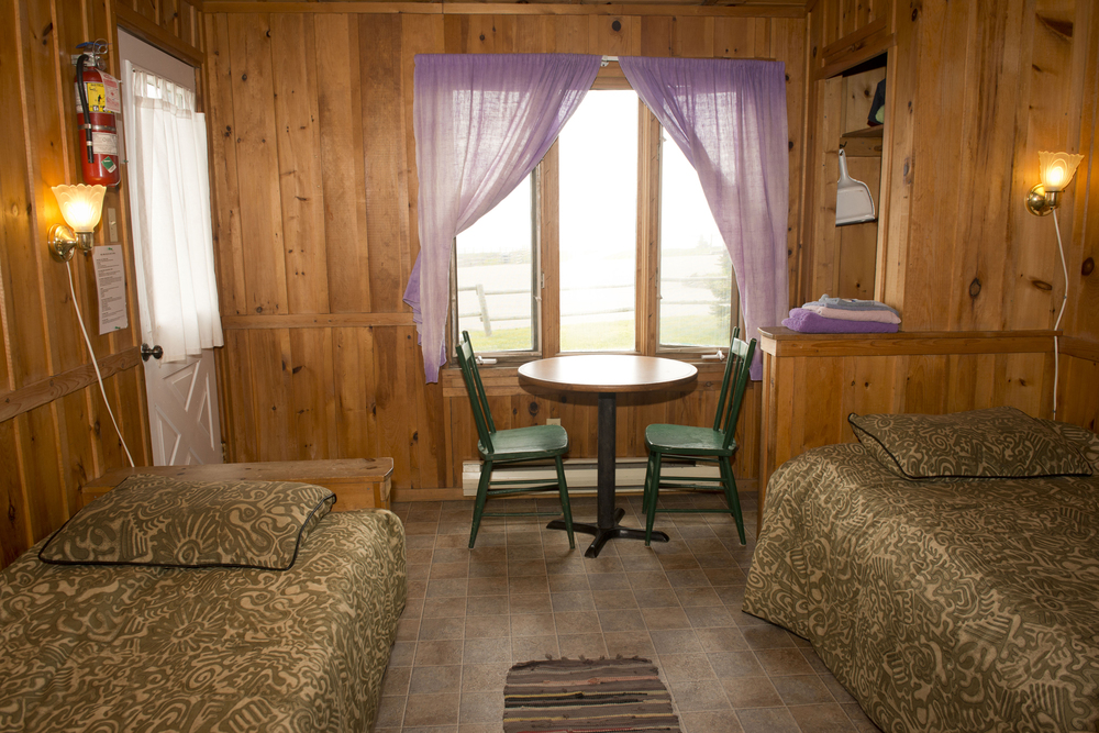 Cabin #7 - Interior
