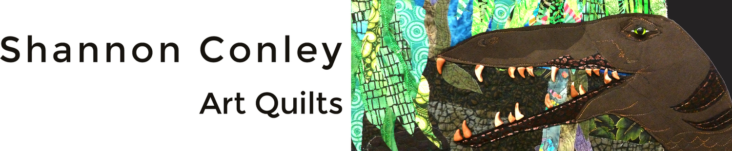 Shannon Conley Art Quilts