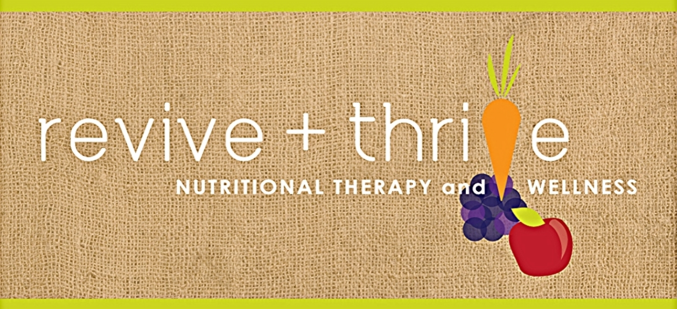 Revive + Thrive Nutritional Therapy and Wellness