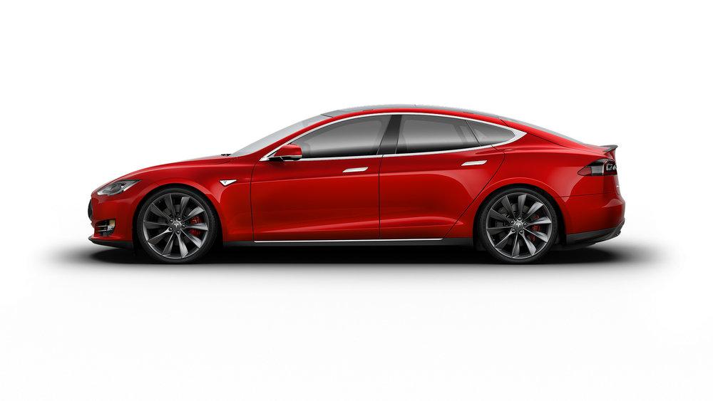 Photo: Tesla Motors