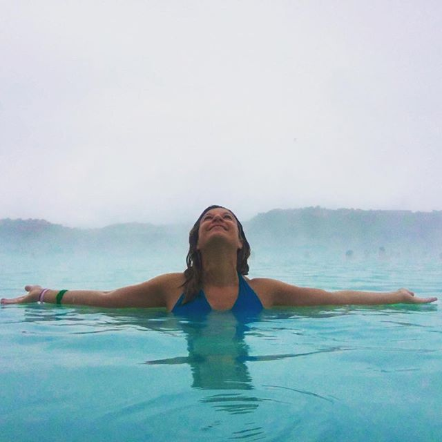 High expectations were exceeded at #thebluelagoon #iceland #wanderlust
