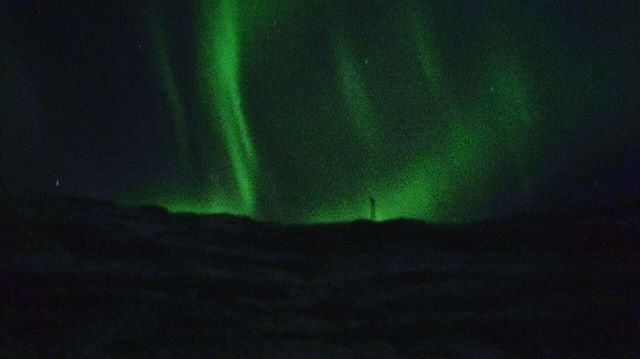 This was a dream come true. The sky was dancing for us tonight. #northernlights #iceland