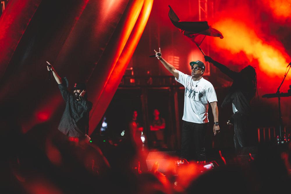 JAY Z x Damian Marley